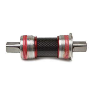 OMNI Racer Square Taper Cromo Steel Bottom Bracket JIS 2°:  70x116mm- ITALIAN