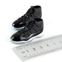 1/6th Male Figure Sport Shoes Model Strap Plastic Shoes Toys Fit 12'' Body