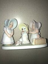 Vintage Circle of Friends Figurine ~ Be Happy ~ 1994 Home Interior