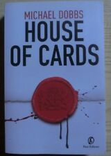HOUSE OF CARDS - MICHAEL DOBBS - LIBRO PRIMO