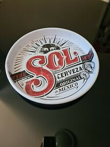 Sol Beer Serving Tray