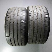 2x Michelin Pilot Super Sport * 295/35 R19 104Y DOT 3811 7 mm Sommerreifen