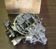 NOS 1982 Ford + Mercury Carburetor 2V 351ci LTD Crown Victoria Grand Marquis