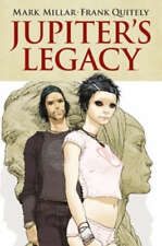 Jupiter's Legacy N° 1 - Millarworld Collection - Panini Comics - ITALIANO #NSF3