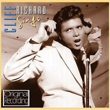 Cliff Richard ~ SINGS  **** NEW AND SEALED CD ALBUM **** 16 SONGS # ORIGINALS #