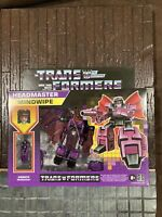 Transformers Generations Retro Reissue Headmaster - Mindwipe (IN HAND)