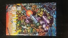 Teenage Mutant Ninja Turtles #7 (1986) comic book Eastman - Laird