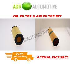 DIESEL SERVICE KIT OIL AIR FILTER FOR MERCEDES-BENZ E320 3.2 204 BHP 2003-06