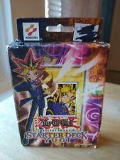 Yugioh Starter Deck Yugi. 1st Edition.                * OPEN BOX NEVER USE *