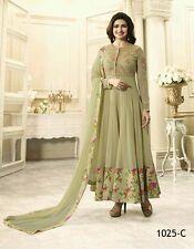 Punjabi anarkali Bollywood pakistani Designer Indian SALWAR KAMEEZ shalwar suit