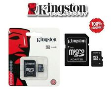Card memory SD + MicroSD (Micro SD) Kingston, capacity 16 GB
