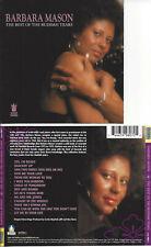 SOUL Barbara Mason The Best of the Buddah Years CD 2001