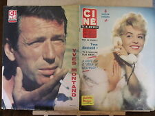 ▬► Ciné Revue 6 (1964) GIULIETTA MASINA_GRACE KELLY MONACO_DAPHNE DAYLE_DENEUVE