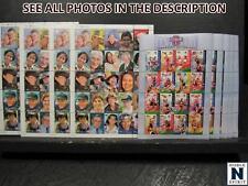 NobleSpirit No Reserve (Jms) Desirable Australia Faces & Afl Centenary Sheets