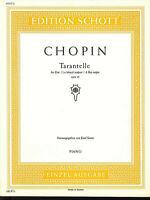 CHOPIN ~ TARANTELLE As-Dur opus 43