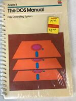 Apple Il The DOS Manual Disk Operating System Book Sealed