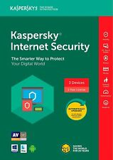 Kaspersky Internet Security 2020 3-Devices PC/MAC/Android/iOS