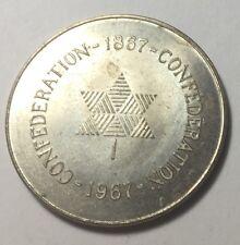 CANADA 1867-1967 CENTENNIAL OF CONFEDERATION MEDAL