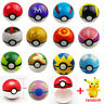 Lot Wholesale Pokeball Pokemon Monsters Character Mini Model Figure Kid Gift Toy