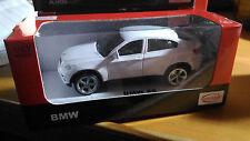 1/43 BMW X6 SPORT DIECAST RASTAR AUTO METALL MAßSTAB