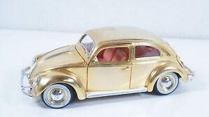 1:18--BBURAGO--VW Käfer 1.000.000th  / 34 B 006