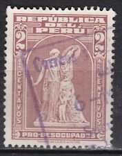 PERU  JAAR 1951 NR. Y&T 416 ° (L11)
