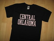 Central Oklahoma Tee - University Bronchos Edmond Gym School Sport T Shirt Sm