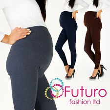 Thick Heavy & Warm Maternity Cotton Leggings Ankle Length PREGNANCY