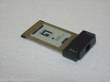 PCMCIA Ethernet Card Level ONE  10/100Mbps  FPC-0106TX