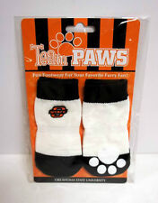 Licensed Oklahoma State (Pack of 4) Dog Socks for Small Dogs + Free Shipping