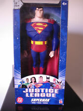 SUPERMAN COLLECTOR FIGURINE SUPER HEROS MARVEL COMICS DC