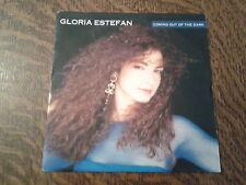 45 tours gloria estefan & miami sound machine coming out of the dark