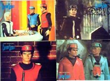 SET OF 4 GERRY ANDERSONS CAPTAIN SCARLET POSTCARDS