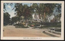 Postcard CANAJOHARIE New York/NY  East Hill Mansion House/Home view 1920's