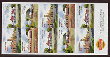 AUSTRALIA 2013 HISTORIC RAILWAY STATIONS S/AD. BOOKLET UNMOUNTED MINT, MNH