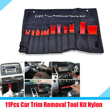 11Pcs Auto Upholstery Combo Pry Tool Kit Nylon Car Dash Audio Panel Door Trim