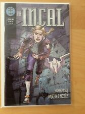 THE INCAL 1 - 11, AVG GRADE NM- (9.0 - 9.2) MOEBIUS JODOROWSKY HUMANOIDS
