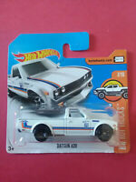 HOT WHEELS - DATSUN 620 - HW HOT TRUCKS - SHORT CARTE - DTX75 - R 5837