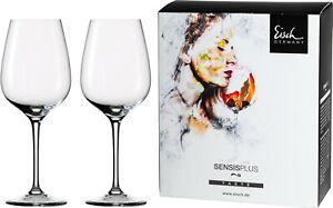 2 Stück Eisch sensis plus Superior, Bordeaux in Geschenkkarton