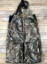 Mens Browning Pre-Vent Waterproof Breathable Insulated Bib Overalls Medium