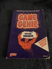 NES Game Genie Booklet