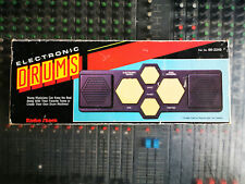 Vintage Radio Shack Electronic Drums percussion BOXED