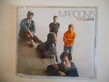 MAROON 5 : THIS LOVE [ CD-MAXI ]