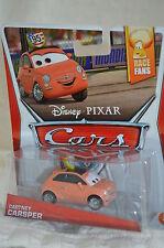 "Disney Pixar Cars Race Fans  "" CARTNEY CARSPER ""  NIP"
