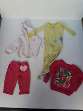 Lot of girls clothes sz 9 mos and 12 mos.