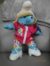 NEW SMURFETTE SMURF Build A Bear STUFFED  CLOTHES SHOES NWT