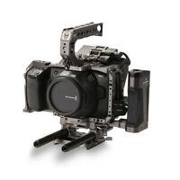 Tilta TA-T01-A-G BMPCC 4K 6K Camera Full Cage Handle For BlackMagic BMPCC 4K 6K