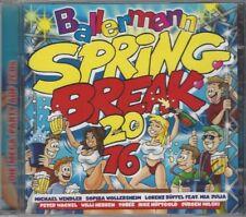 V/A Ballermann Spring Break 2016 - 2 CD, Peter Wackel, Fino, Ikke Hüftgold,+ NEU