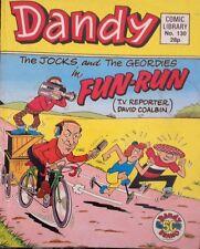 Dandy Comic Library 130 The Jocks and The Geordies in Fun Run