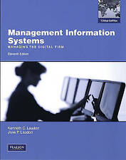Management Information Systems by Kenneth C. Laudon, Jane Laudon P..